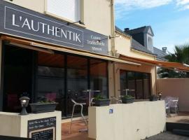 Restaurant l'Authentik Montoir de Bretagne