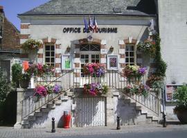 OFFICE DE TOURISME CHENONCEAUX BLERE VAL DE CHER BUREAU DE BLERE