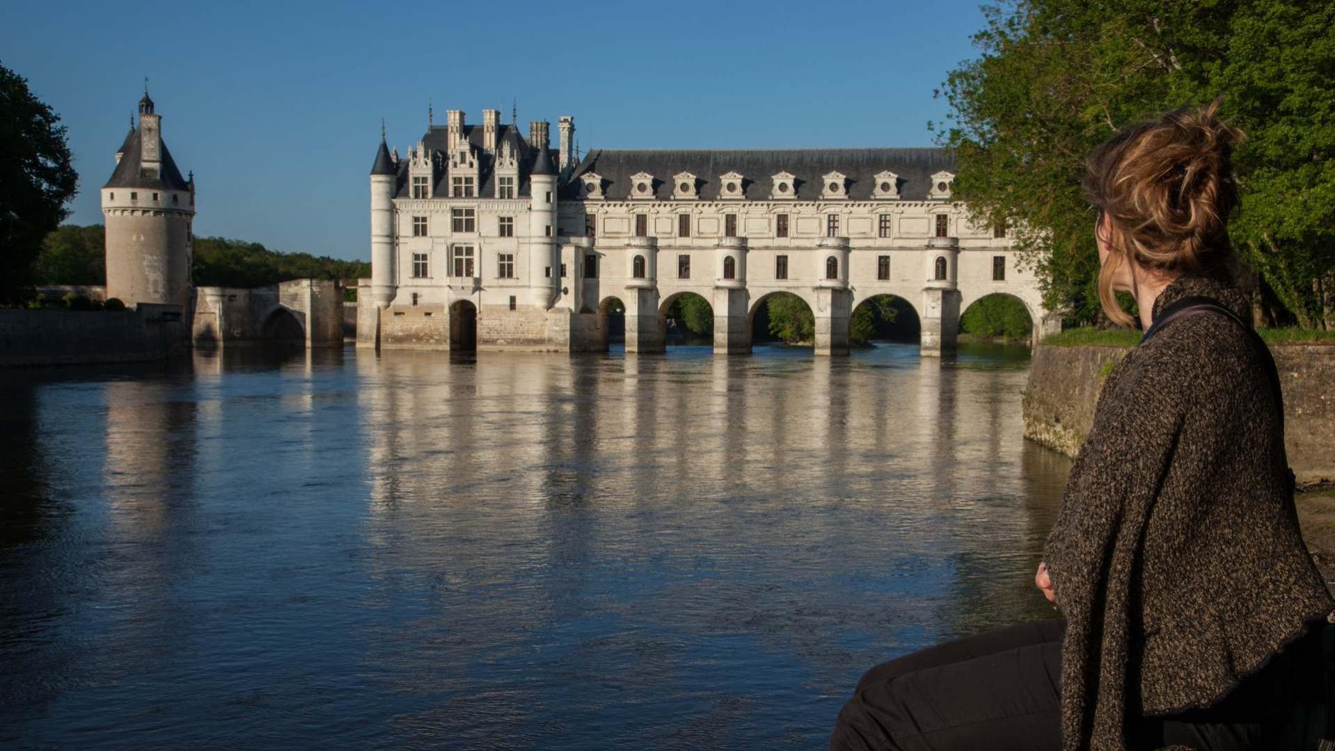 Castillo de chenonceau valle del loira un viaje por francia for Chateau chenonceau interieur